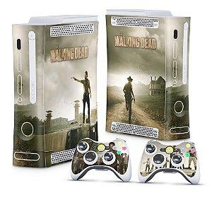 Xbox 360 Fat Skin - The Walking Dead #B