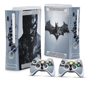 Xbox 360 Fat Skin - Batman Arkham Origins