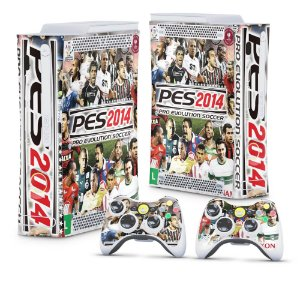 Xbox 360 Fat Skin - PES 2014