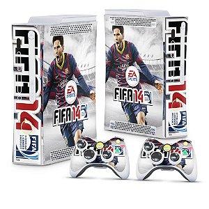 Xbox 360 Fat Skin - FIFA 14