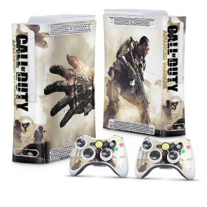 Xbox 360 Fat Skin - Call Of Duty Modern Warfare