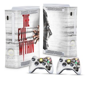 Xbox 360 Fat Skin - The Evil Within