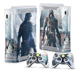 Xbox 360 Fat Skin - Assassins Creed Rogue