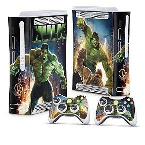 Xbox 360 Fat Skin - Hulk