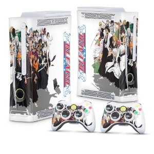 Xbox 360 Fat Skin - Bleach
