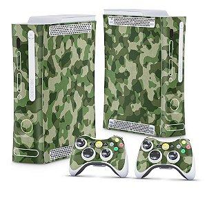 Xbox 360 Fat Skin - Camuflado