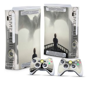 Xbox 360 Fat Skin - Game of Thrones #B