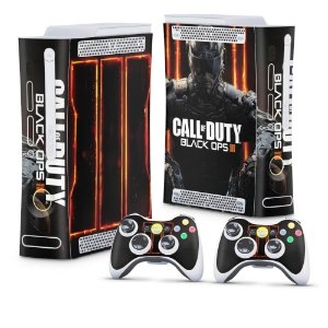 Xbox 360 Fat Skin - Call of Duty: Black Ops 3