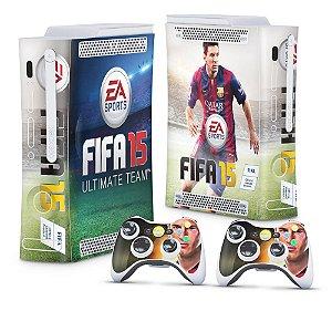 Xbox 360 Fat Skin - FIFA 15