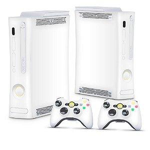 Xbox 360 Fat Skin - Branco