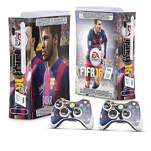 Xbox 360 Fat Skin - FIFA 16