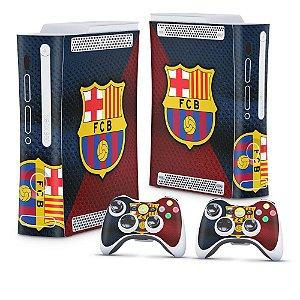 Xbox 360 Fat Skin - Barcelona