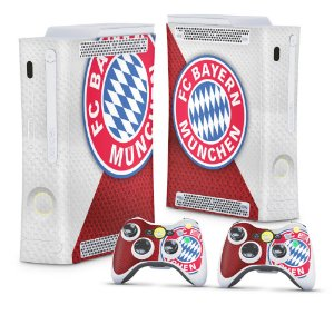 Xbox 360 Fat Skin - Bayern de Munique