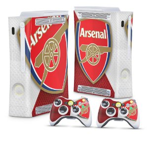 Xbox 360 Fat Skin - Arsenal Football Club