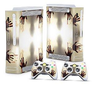 Xbox 360 Fat Skin - Fear The Walking Dead