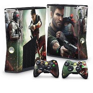 Xbox 360 Slim Skin - Splinter Cell Conviction