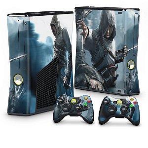 Xbox 360 Slim Skin - Assassins Creed
