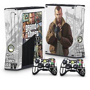 Xbox 360 Slim Skin - GTA IV