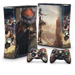 Xbox 360 Slim Skin - Prince of Persia