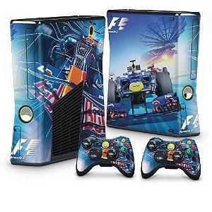 Xbox 360 Slim Skin - Formula 1 #A