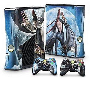 Xbox 360 Slim Skin - Bayonetta