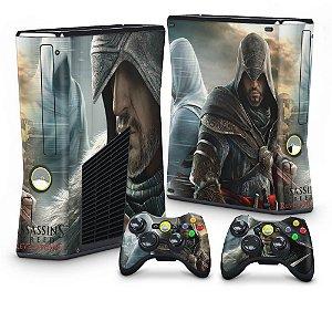 Xbox 360 Slim Skin - Assassins Creed Revelations