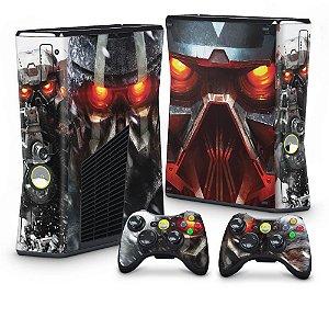 Xbox 360 Slim Skin - Killzone 3
