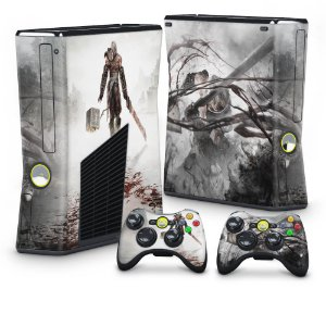 Xbox 360 Slim Skin - Nier