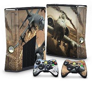 Xbox 360 Slim Skin - Tom Clancys Hawx