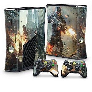 Xbox 360 Slim Skin - Crysis 2