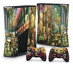 Xbox 360 Slim Skin - Dead Rising 2