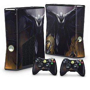 Xbox 360 Slim Skin - Batman