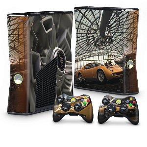 Xbox 360 Slim Skin - Gran Turismo