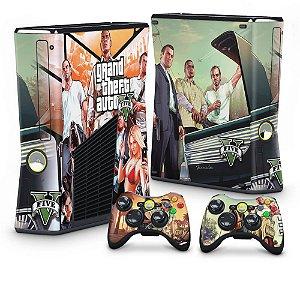 Xbox 360 Slim Skin - GTA V