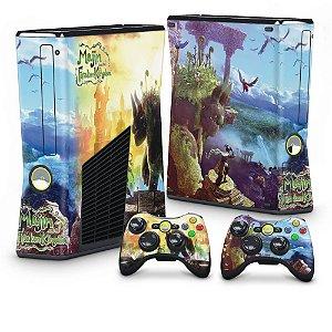 Xbox 360 Slim Skin - Majin and the Forsaken Kingdom