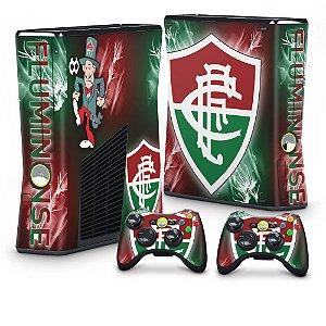 Xbox 360 Slim Skin - Fluminense