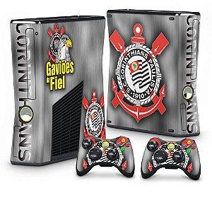 Xbox 360 Slim Skin - Corinthians