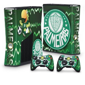 Xbox 360 Slim Skin - Palmeiras