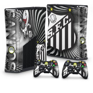 Xbox 360 Slim Skin - Santos