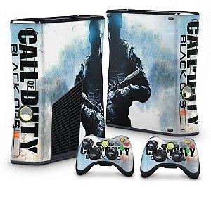 Xbox 360 Slim Skin - Call of Duty Black Ops 2