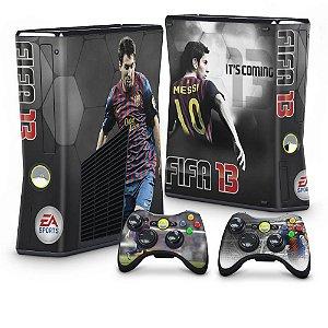 Xbox 360 Slim Skin - FIFA 13