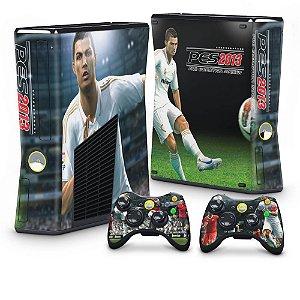 Xbox 360 Slim Skin - PES 2013