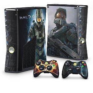 Xbox 360 Slim Skin - Halo 4