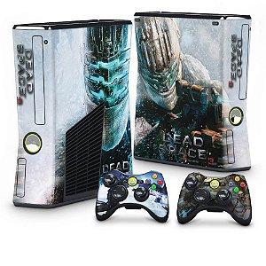 Xbox 360 Slim Skin - Dead Space 3