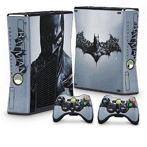 Xbox 360 Slim Skin - Batman Arkham Origins