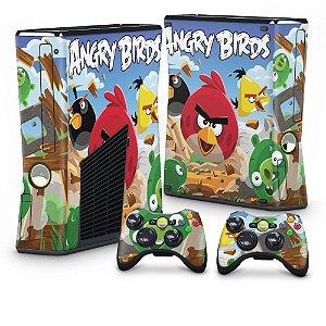 Xbox 360 Slim Skin - Angry Birds