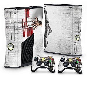 Xbox 360 Slim Skin - The Evil Within