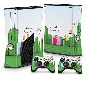 Xbox 360 Slim Skin - Super Mario Bros.