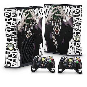 Xbox 360 Slim Skin - Joker Coringa