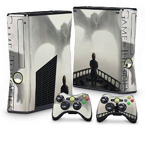 Xbox 360 Slim Skin - Game of Thrones #B